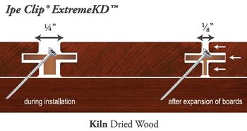 ExtremeKD Deck Fasteners